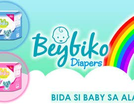 #45 for Design a Banner for Diaper Products af meipetr
