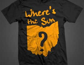 #26 para Design a T-Shirt for Northeast Ohio #2 por Borgias