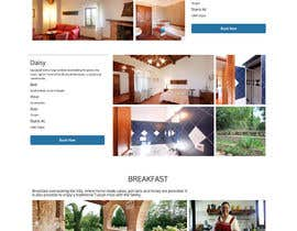 #20 untuk Design a Wordpress Site for a B&B with a blog oleh jelawshe