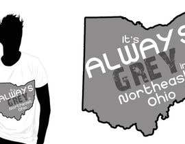 #15 para Design a T-Shirt for Northeast Ohio por alidicera