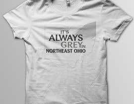 #13 for Design a T-Shirt for Northeast Ohio by sheky21