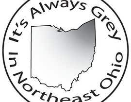 #14 para Design a T-Shirt for Northeast Ohio por Commoncreative1