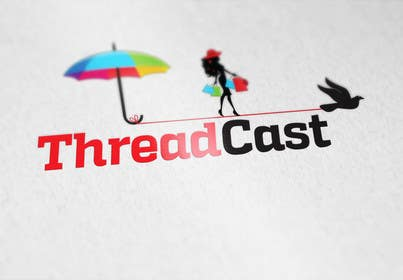 #9 untuk Design a Logo for ThreadCast oleh fisekovic