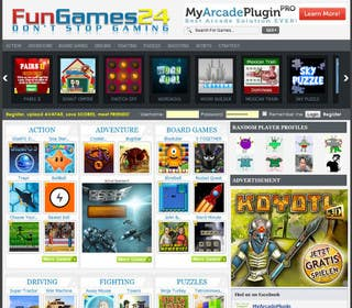 #1 untuk Build a Website for Play Online Games oleh arifengineer1