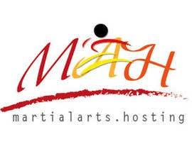 #99 for Design a Logo for MartialArts.Hosting by flowkai