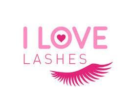 #68 untuk Diseñar un logotipo para I Love Lashes oleh tato1977