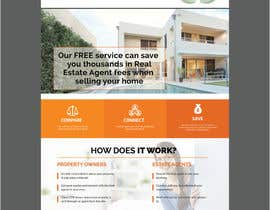 #18 cho Estateagentfinders marketing flyers design challenge bởi Habib919000