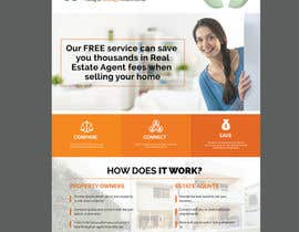 #19 cho Estateagentfinders marketing flyers design challenge bởi Habib919000
