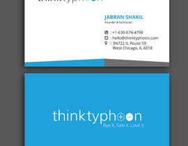 #18 for Design some Business Cards for my business af sridharsilver