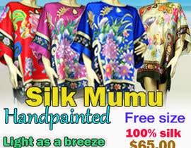 #12 for Silk MuMu Kimonos af vitalijagolubova