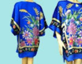 #16 for Silk MuMu Kimonos af vitalijagolubova