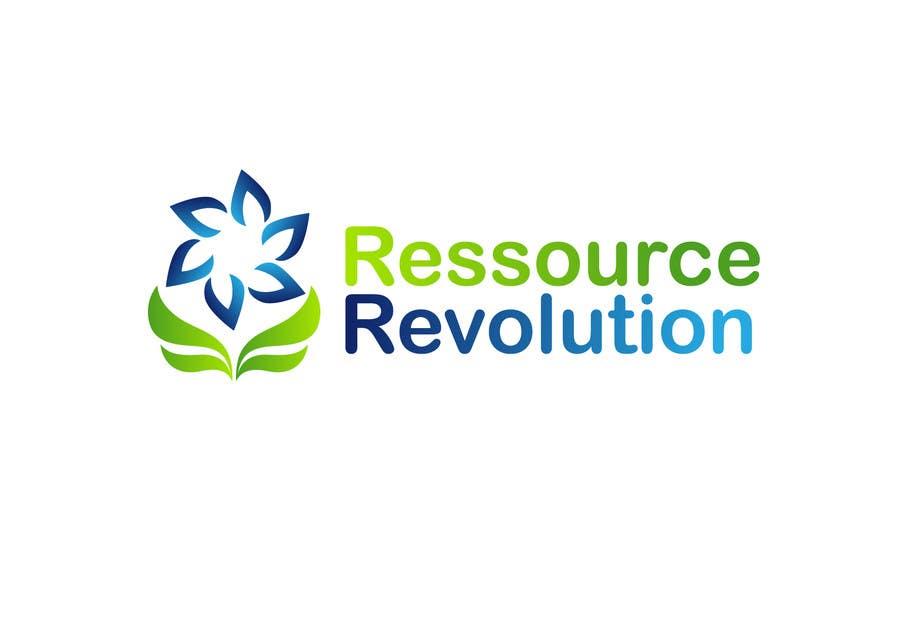 Proposition n°54 du concours Design a Logo for RessourceRevolution