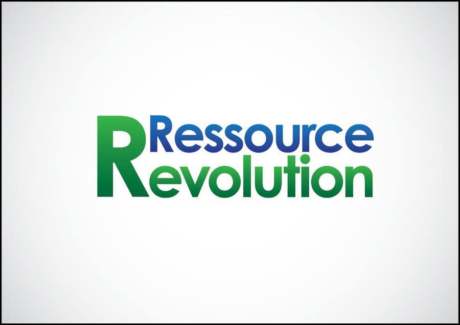 Bài tham dự cuộc thi #19 cho Design a Logo for RessourceRevolution