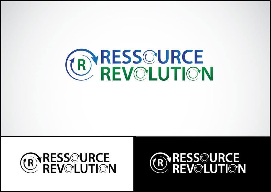 Proposition n°46 du concours Design a Logo for RessourceRevolution