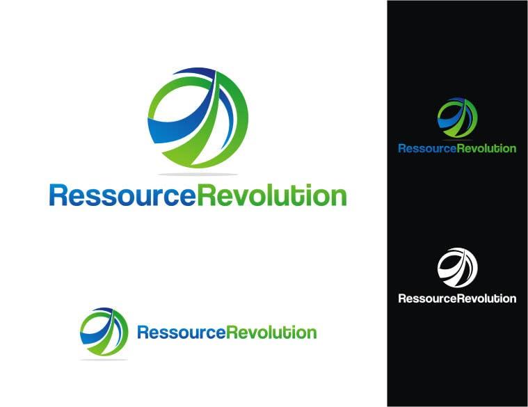 Proposition n°28 du concours Design a Logo for RessourceRevolution