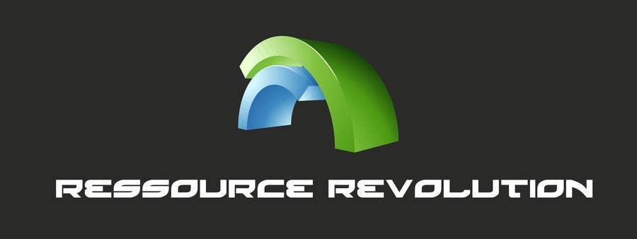 Bài tham dự cuộc thi #26 cho Design a Logo for RessourceRevolution