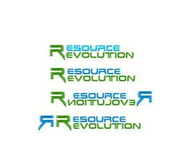 nº 62 pour Design a Logo for RessourceRevolution par Mach5Systems