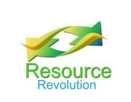 #49 para Design a Logo for RessourceRevolution por victive