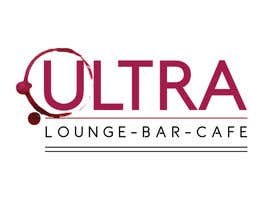 #39 for Design a Logo for ULTRA Lounge Bar and Cafe by aefess