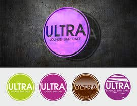 #74 for Design a Logo for ULTRA Lounge Bar and Cafe by sdugin
