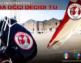 Nro 9 kilpailuun Illustrare Qualcosa per Campagna Facebook per raccolta Presidenti Squadra di Calcio käyttäjältä vincenzotirotta