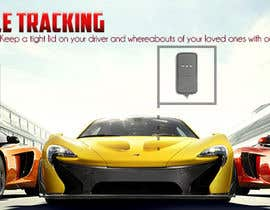 #18 untuk Design 3  Banner Images for GPS tracking business oleh rijulg