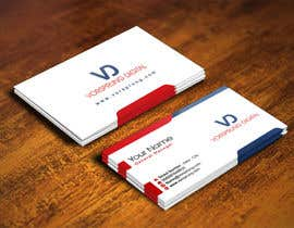#45 for Design some Business Cards for Australian startup business and technology consulting firm af IllusionG