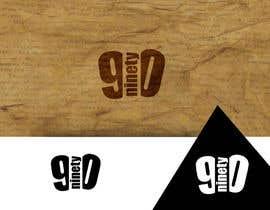 nº 60 pour Design a Logo for 90NINETY par vigneshsmart