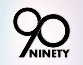 #541 para Design a Logo for 90NINETY por ccakir