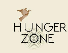 #127 for Design a Logo for HUNGER ZONE by shwetharamnath
