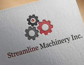 #43 cho Design a Logo for Streamline Machinery Inc bởi mwarriors89