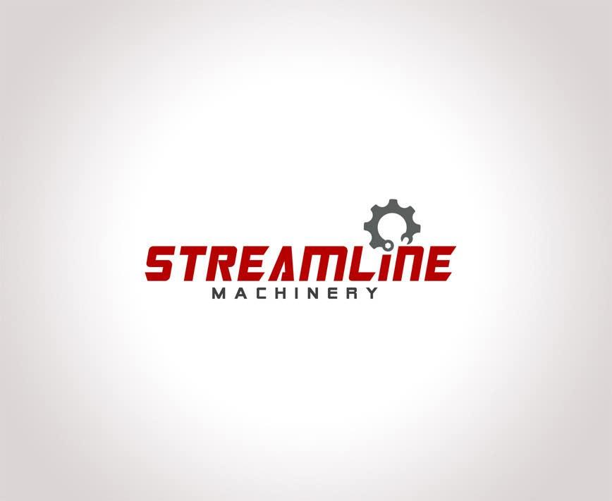 Bài tham dự cuộc thi #39 cho Design a Logo for Streamline Machinery Inc