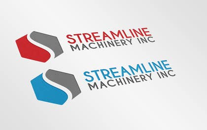 #49 untuk Design a Logo for Streamline Machinery Inc oleh adityapathania