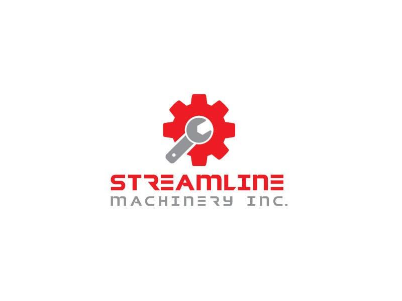 Bài tham dự cuộc thi #52 cho Design a Logo for Streamline Machinery Inc