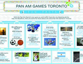 #7 for Design a Pan Am Games Infographic af jeromeobs