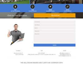 #9 cho Design a Website Mockup for geambalcon.ro bởi addydesignbegins