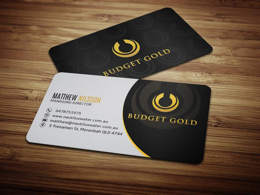 Entry #26 by anikush for Design Business Cards for Gold Education ...