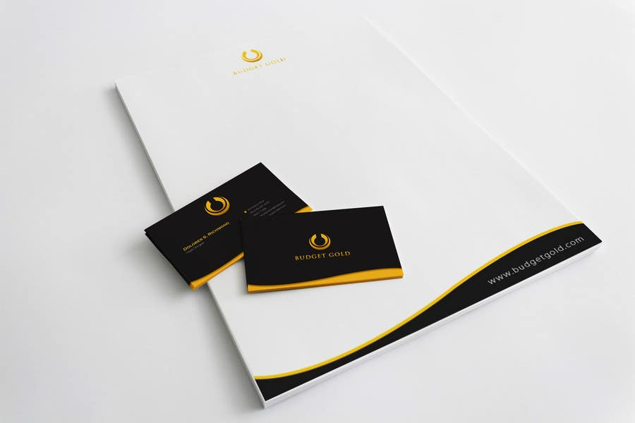 Entry #9 by alvinfadoil for Design Business Cards for Gold Education ...