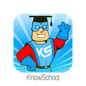 #103 untuk Design an Icon for a social and education app oleh dranerswag