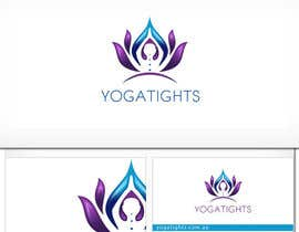 Nro 28 kilpailuun Design a Logo for Yogatights.com.au käyttäjältä Spookymonsta