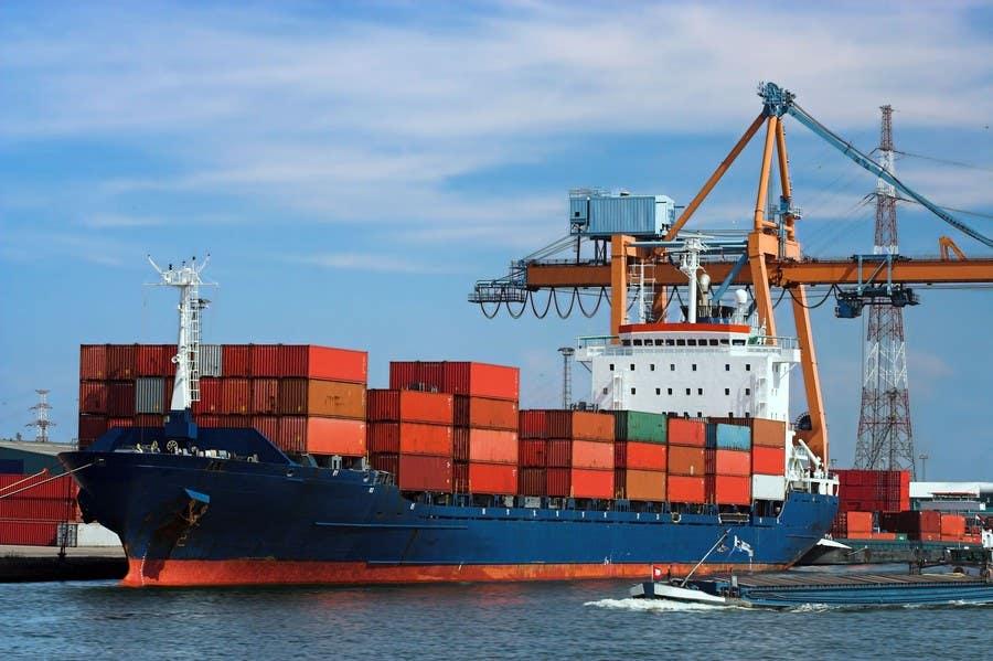 Penyertaan Peraduan #7 untuk Illustrate Something for maritime logistics for LNG