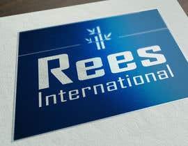 #34 untuk Design a Logo Rees International oleh soufianebelchhab