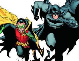 Nro 18 kilpailuun 1960,s style Batman and Robin cartoon käyttäjältä rijulg