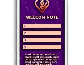 #1 untuk Design a single iOS app page - Welcome and How to page oleh yogeshmyvision