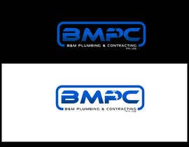 #166 cho Design a Logo for B&M Plumbing & Contracting bởi designerartist