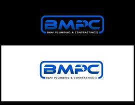 #167 cho Design a Logo for B&M Plumbing & Contracting bởi designerartist