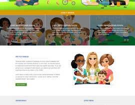 #15 untuk Design a Website Mockup ( 2-4 Pages) oleh webidea12