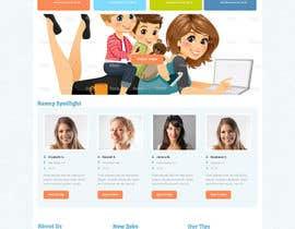 #1 untuk Design a Website Mockup ( 2-4 Pages) oleh AdrianCuc
