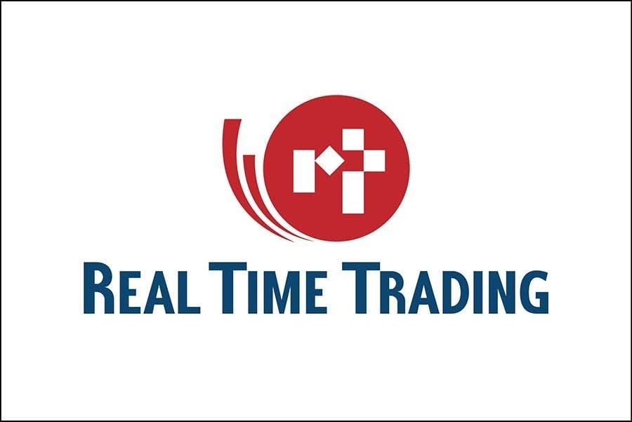 Bài tham dự cuộc thi #                                        4                                      cho                                         Design a Logo for Real Time Trading