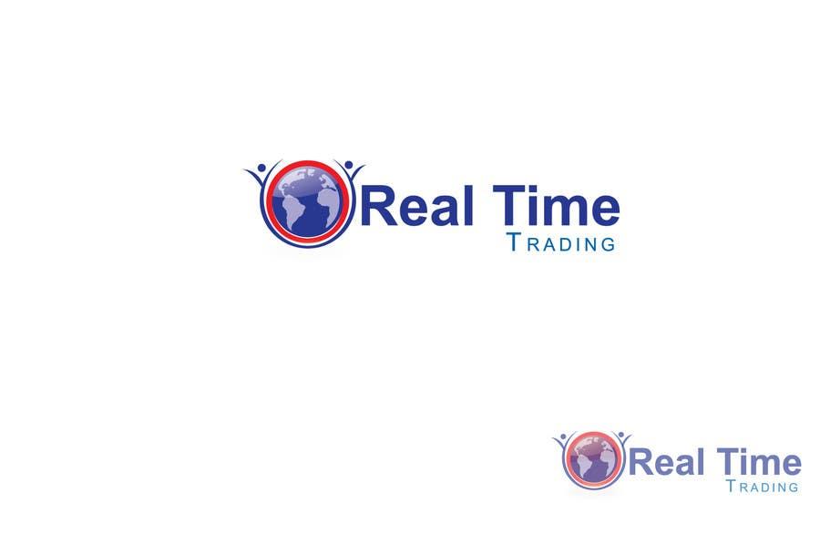 Penyertaan Peraduan #51 untuk Design a Logo for Real Time Trading